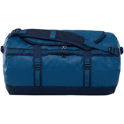 North Face Base Camp Small Unisex Bag Duffle - Monterey Blue Urban Navy One Size