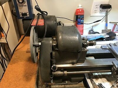 "Atlas Craftsman 6"" Metal Lathe ""OUTSIDE"" Face Plate"