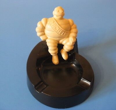 Vintage Bakelite Michelin Man Ashtray