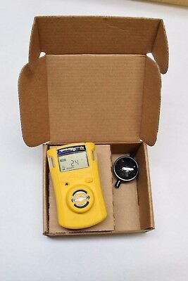 Gas Clip SGC-O Single Gas Clip 2 Year O2 Oxygen Detector 0-30% Volume TURNED ON