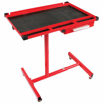 Sunex Tools Heavy-Duty Adjustable Work Table with Drawer 8019 NEW