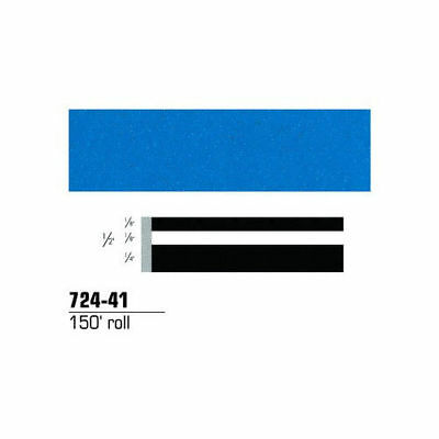 3M Scotchcal Striping Tape, Azure Blue, 1/2 in. x 150 ft. 72441 new