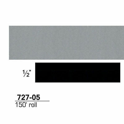 3M Scotchcal Striping Tape, Silver Metallic, 1/2 in. x 150 ft. 72705 new