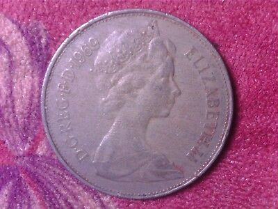 Great Britain   10   Pence  1969