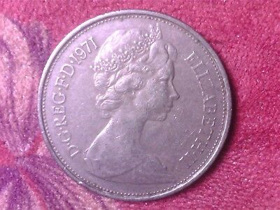 Great Britain   10   Pence  1971