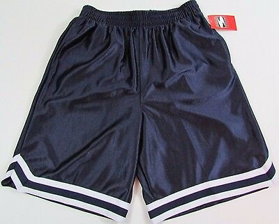 Athletic Shorts Boys Size 10/12 nwt Blue Simply for Sports
