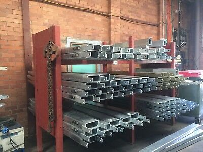 Forklift fork Extensions Slippers Galvanized 3500mm Suit Max Fork 165x65mm