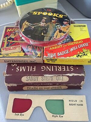 Vintage LOT Movies  8mm