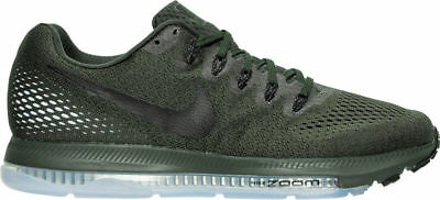 Men's Nike Zoom All Out Low Running Legion Green/Black/Palm Green 878670 301
