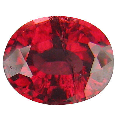 2.00Ct ULTRA RARE UNIQUE ! VERY RAREST STUNNING FIRE RED SPINEL