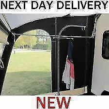 New Kampa Rally 260 330 390 Club Pro Plus Porch Awning Hanging Clothes Pole Rail