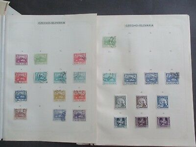 ESTATE SALE: Old World collection on pages  - heaps - FREE POSTAGE (3168)