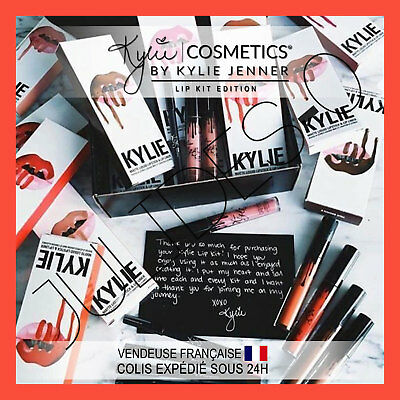 Maquillage make up Lip Kit KYLIE JENNER 2017 Lipstick Matte Matt Rouge à Lèvres
