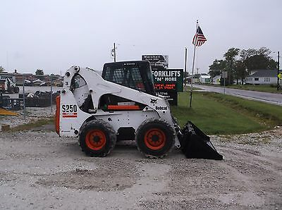 Bobcat S250 skid steer