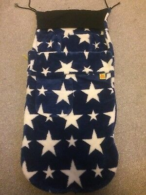 Blue Star Buggy Snuggle - Universal Fit Cosy Toes