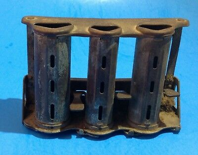 Early 20th Century McGill Paragon 3-Tube Coin Changer (17sep39)FP910