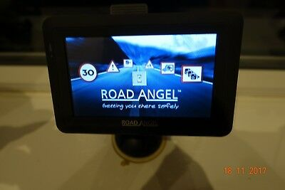 Road Angel Vantage safety camera and black spot indicator