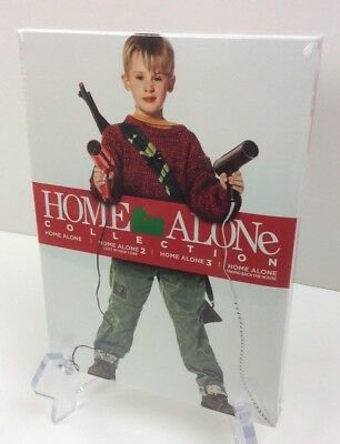 Home Alone Collection DVD 4-Movie Set 2013 - NEW Sealed FREE SHIPPING