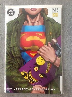 Variant-Cover-Edition Superman Special 8 Aug 98