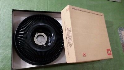 Vintage Airequipt For Kodak Carousel Projectors 80 Space Slide / Rotary Tray