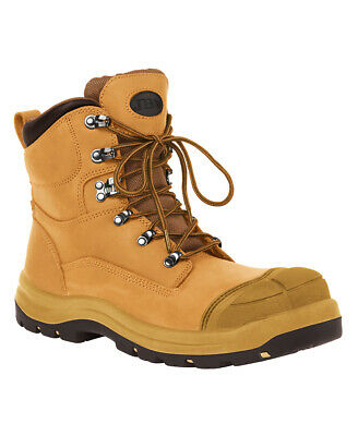 JBS Side Zip Hard Working Boot withstanding Upto 300 degrees Composite Toe Cap