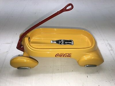 RARE 1930's Coca-Cola Rocketeer Deco Wagon Toy Prototype