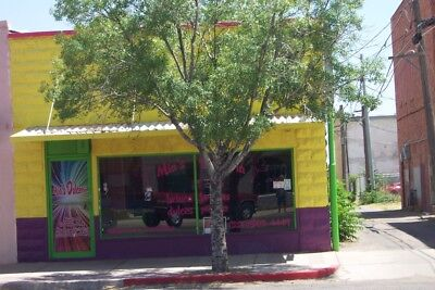 Commercial Real Estate in Down Town Douglas, Arizona.  Retail Shopping Bldg.