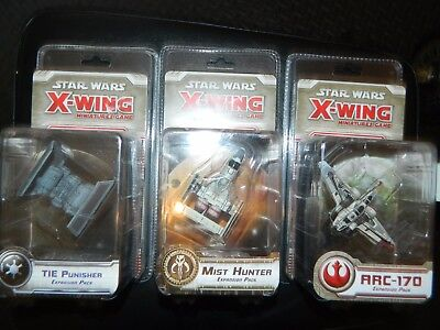 x wing miniature Multi pack expansions