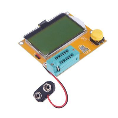 Multimeter tester ESR meter LCR MOS PNP / NPN / LCD backlight J3P7