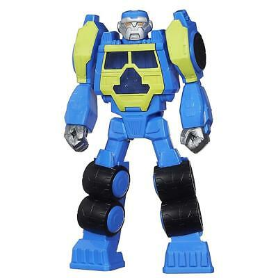 Playskool Heroes Transformers Rescue Bots Salvage Action Figure Robot CHOP