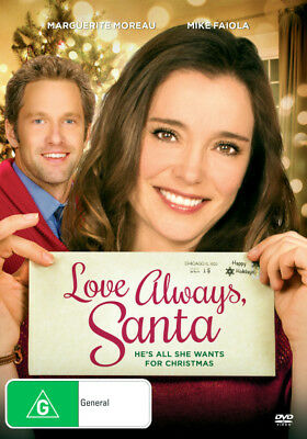 Love Always Santa DVD R4 New! *
