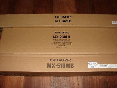 Oem Sharp Fuser Pm Kit Mx361Fb Mx230Lh Mx510Wb
