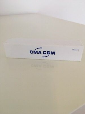 Herpa Container 40ft CMA CGM 1:87