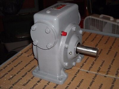Winsmith gear speed Reducer 50-1 only about 20 hrs.on it
