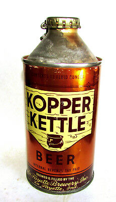 Rare Kopper Kettle cone top A1+