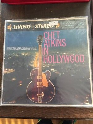 Chet Atkins LP In Hollywood