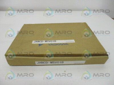 Yaskawa Jancd-Msv01B Servo Control Board *new In Box*