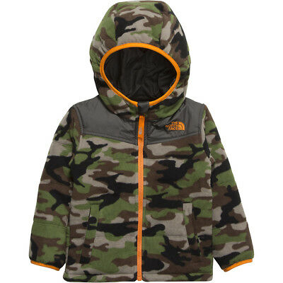 The North Face size 3T Camo Reversible True Or True or False Jacket