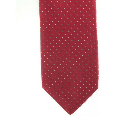 Showquest Pin Spot Kids Accessory Tie - Red/white All Sizes