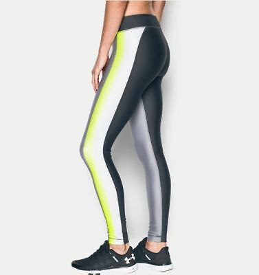 UNDER ARMOUR Women's HeatGear Engineered Legging Tight NEW NWT Medium 1285635