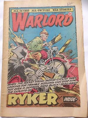 DC Thompson WARLORD Comic October 6th 1979 Issue 263 **Free UK Postage**