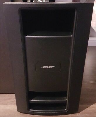 bose lifestyle t10 lautsprecher system 5 1 dolby surround. Black Bedroom Furniture Sets. Home Design Ideas
