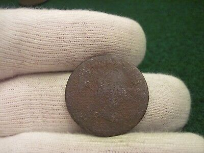 1794 Head Of 1793 Liberty Cap Large Cent S-19 B
