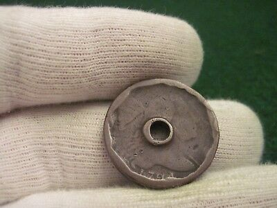 1794 Liberty Cap Large Cent Center Holed