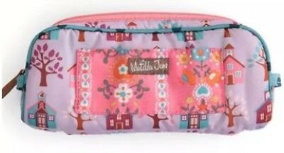 Matilda Jane pencil case Schoolhouse NEW with tags