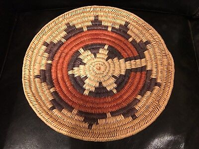 Native Indian Navajo Wedding Basket 13  Inches Beautiful High Quality!