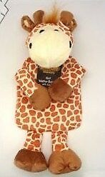 Jungle Friends - Giraffe Hot Water Bottle