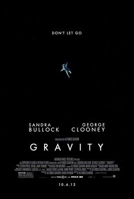 GRAVITY great original 27x40 D/S movie poster (s01-20)