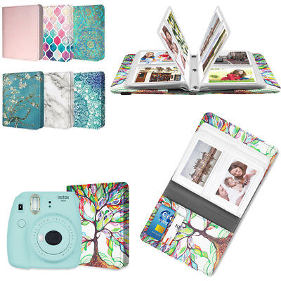 Mini 104 Pockets Photo Album for Fujifilm Instax Mini 9 Mini 8 Mini 90 Mini 25