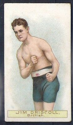 Wills Scissors-Boxers Boxing-#08- Jim Driscoll